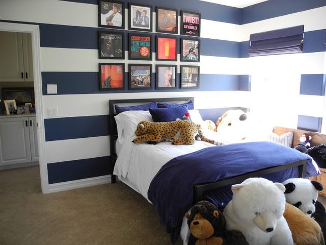 Best Photo Of Modern Boys Bedroom
