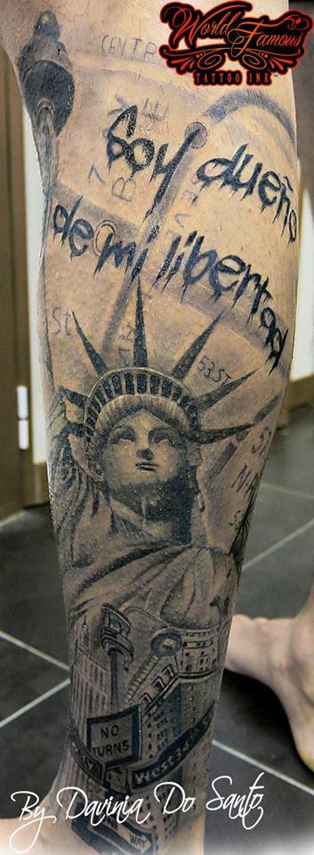 Varios Davinia Tatuajes Gandia Art Factory Tattoo Ene07 14 Estatua