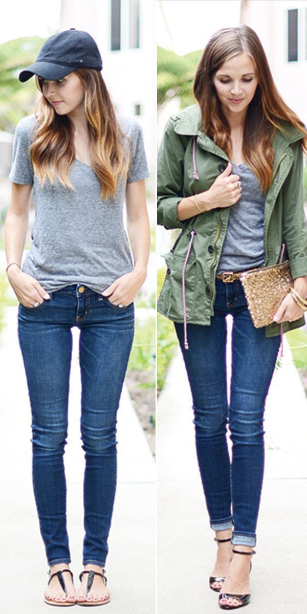 8 mom outfits that go from DAY to NIGHT!