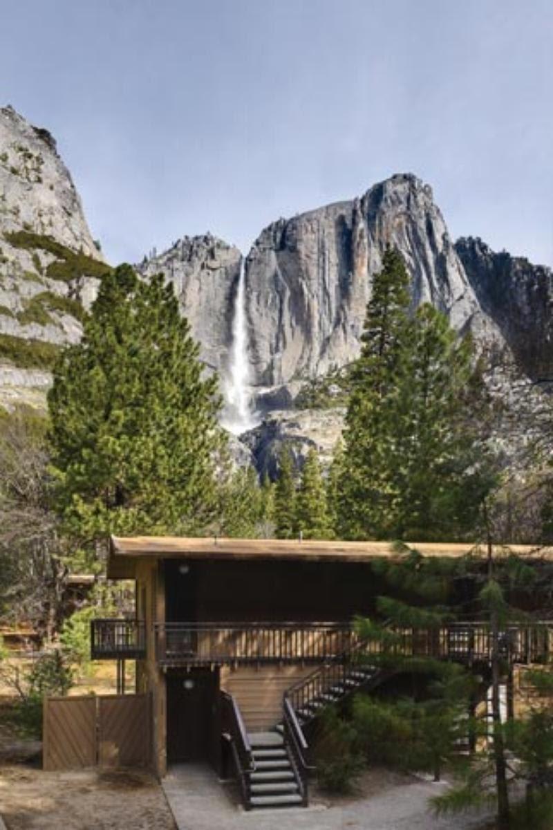Yosemite Lodge at the Falls Yosemite National Park CA 8