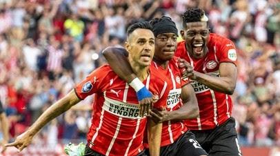 ПСВ разгромил «Галатасарай» в квалификации Лиги чемпионов