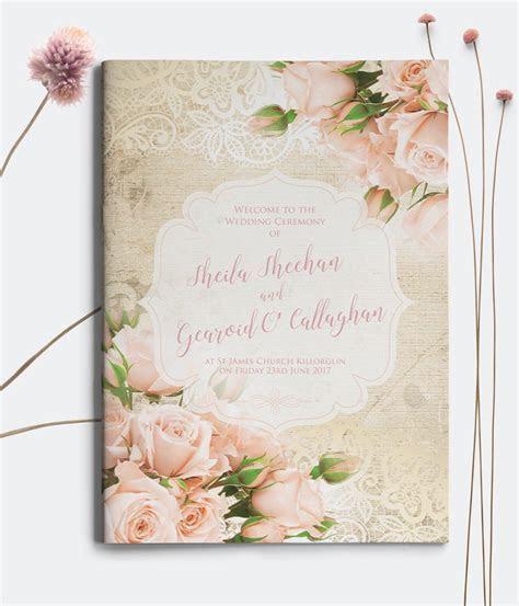 Wedding Mass Books   Ceremony Books   Wedding Stationery