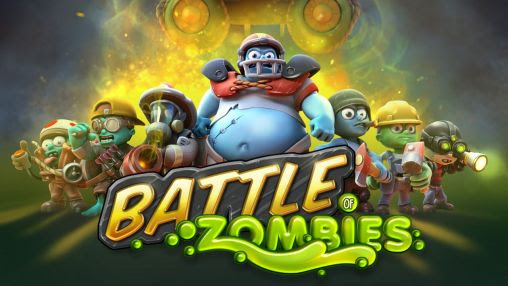 Screenshots of the Battle zombies for Android tablet, phone.