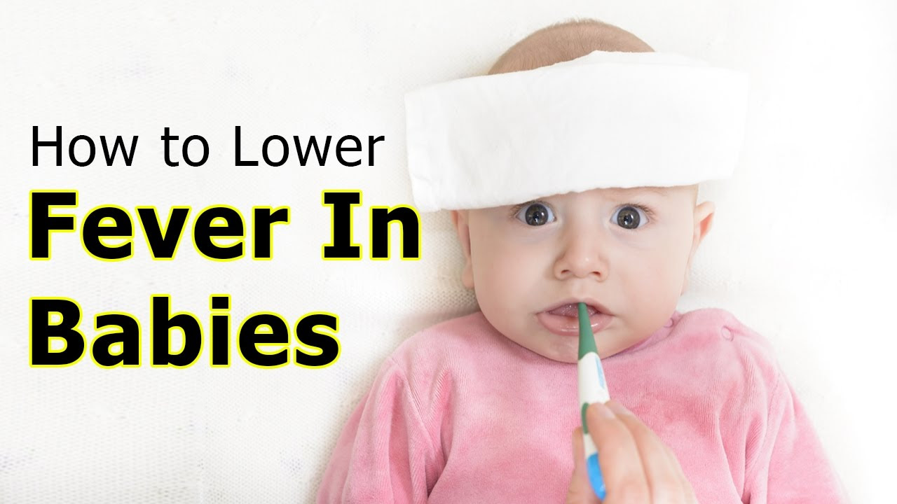 5 ways to reduce fever in baby and toddler- yourmodernfamily