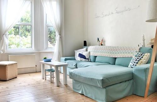 beach house in kent via Daily Dream Decor