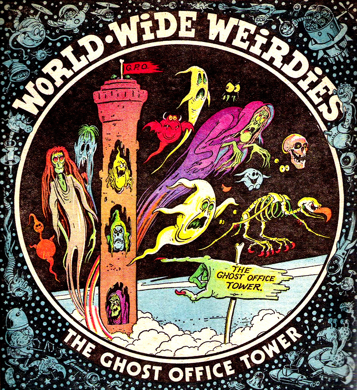Ken Reid - World Wide Weirdies 13