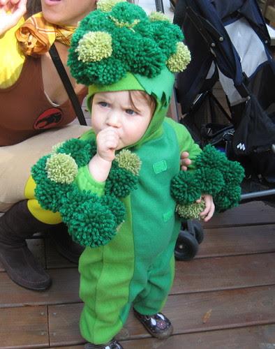 broccoli girl