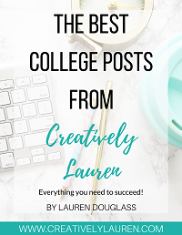 photo The Best College Posts from Creatively Lauren Ebook Sidebar.png