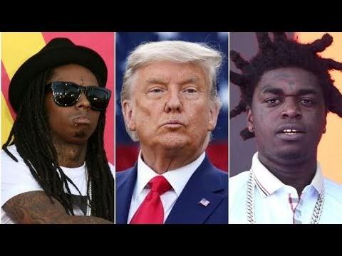 Lil Wayne & Kodak Set Free By Donald Trump!? ⁉️⁉️👀