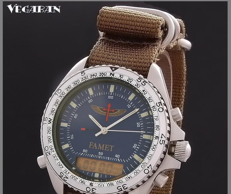14299065d1e1 Relojes y más cosas....  DPW cronógrafo militar para las FAMET...