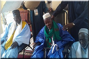 Démette : 28 éme édition Ziarra annuelle du Feu Thierno Lamine Djigo [PhotoReportage]