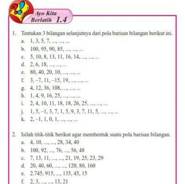 Jawaban Buku Cetak Matematika Kelas 8 Semester 2 Halaman 22 Ilmusosial Id