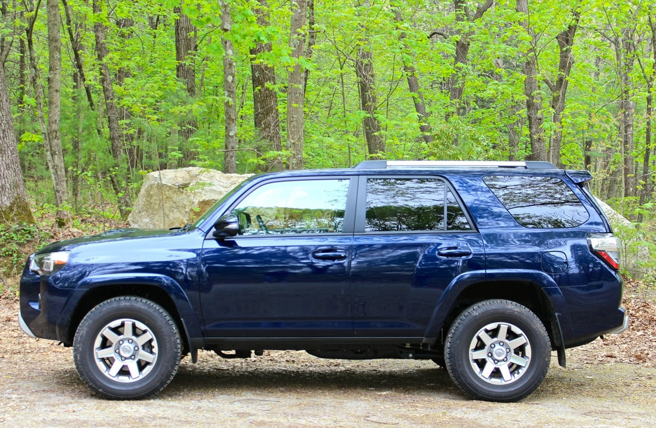 2017 toyota 4runner sr5 premium new cars review. Black Bedroom Furniture Sets. Home Design Ideas