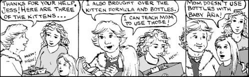 Home Spun comic strip #194
