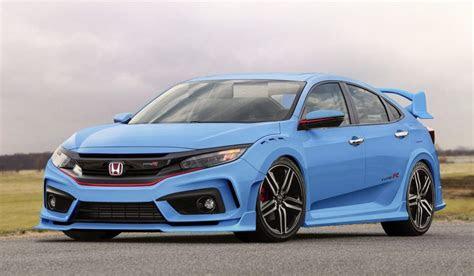 honda civic type  specs price sedan release date usa