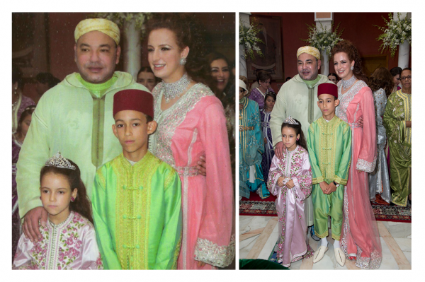 """Résultat de recherche d'images pour """"mohammed VI et famille royale"""""""
