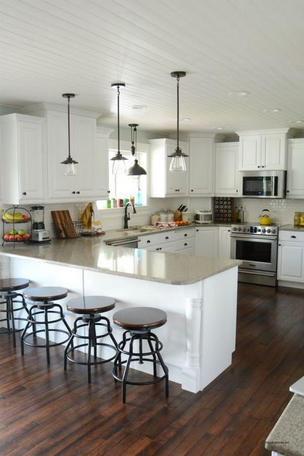 30 Awesome Kitchen Lighting Ideas 2020
