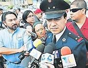 Il capo della polizia di Ciudad Juarez Julian Leyzaola