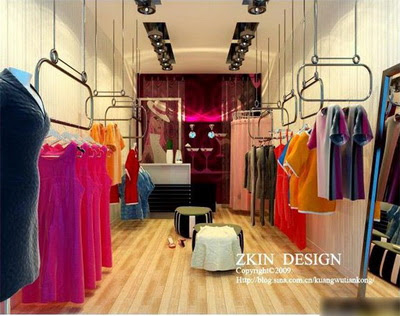 Fashion Retail Store Interior Design Ideas Foam - fashion bug store