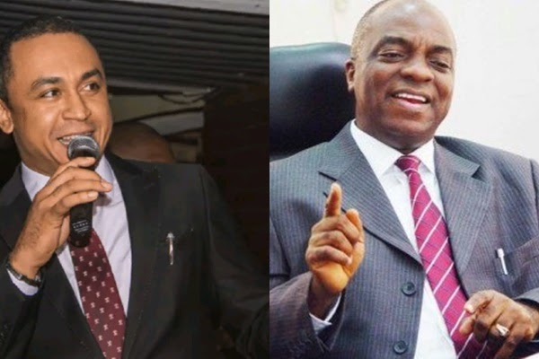 "NIGERIANS REACTS TO DADDY FREEZE AFTER HE CALLED OUT BISHOP DAVID OYEDEPO OF THE WINNERS CHAPEL TAGGING HIM ""BALD HEADED FOWL"""