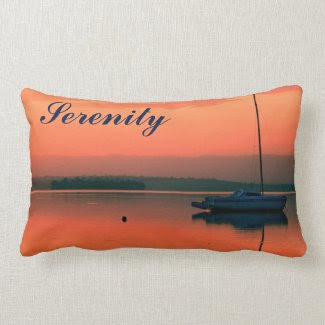 The Boat 4 Pillow
