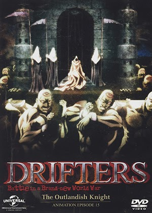 Drifters: The Outlandish Knight [01/01] [HD] [Sub Español] [MEGA]