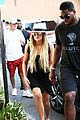 khloe kardashian tristan step out for date night 05