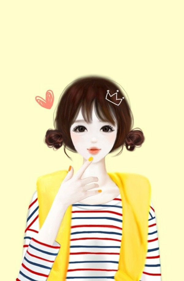 24 Wallpaper Anime Cute Korea Sachi Wallpaper