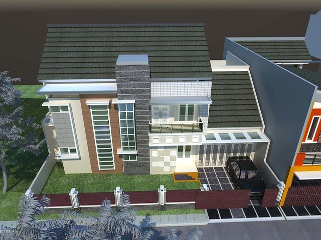 Gambar Desain Rumah Minimalis Full Kaca - Feed News Indonesia