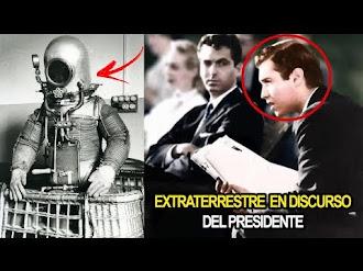 El Extraterrestre Colaboró con Estados Unidos