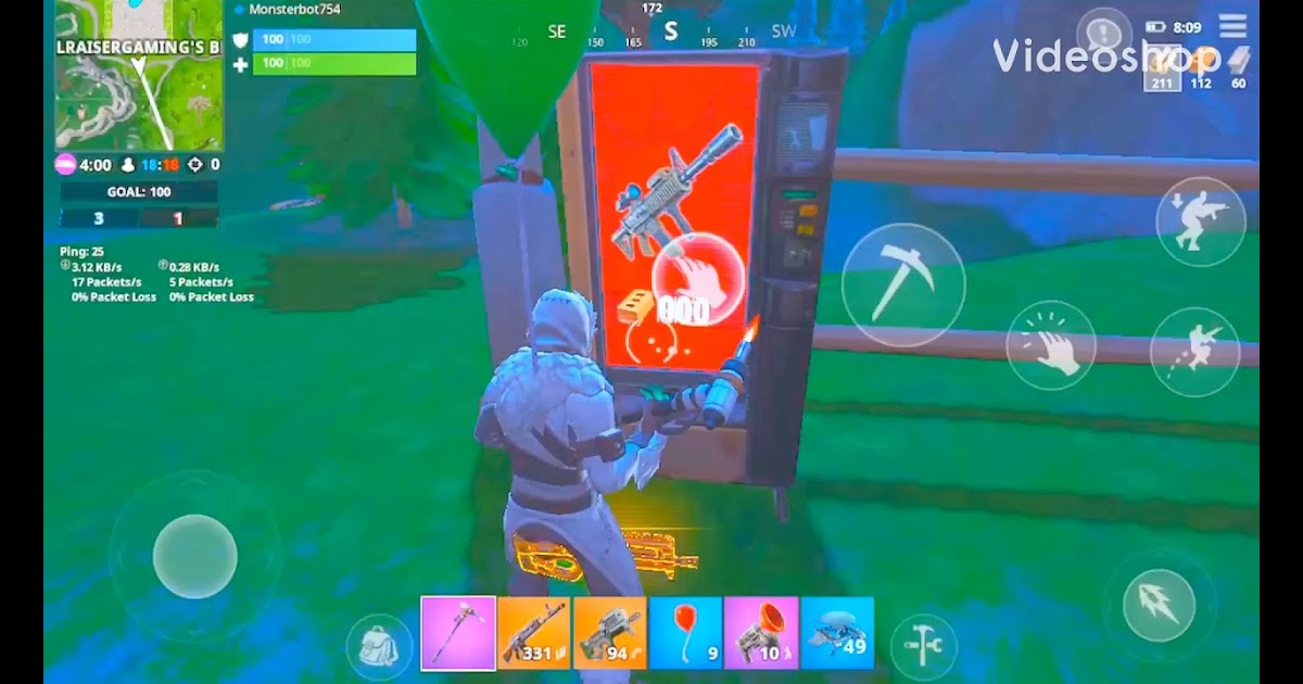 Where Are The Free Vending Machines In Fortnite Playground ...