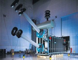 Converter transformer for HVDC bipolar transmission system ± 500 kVDC