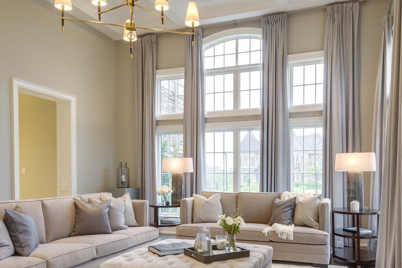 5 Interior Design ideas for a luxurious living room ...