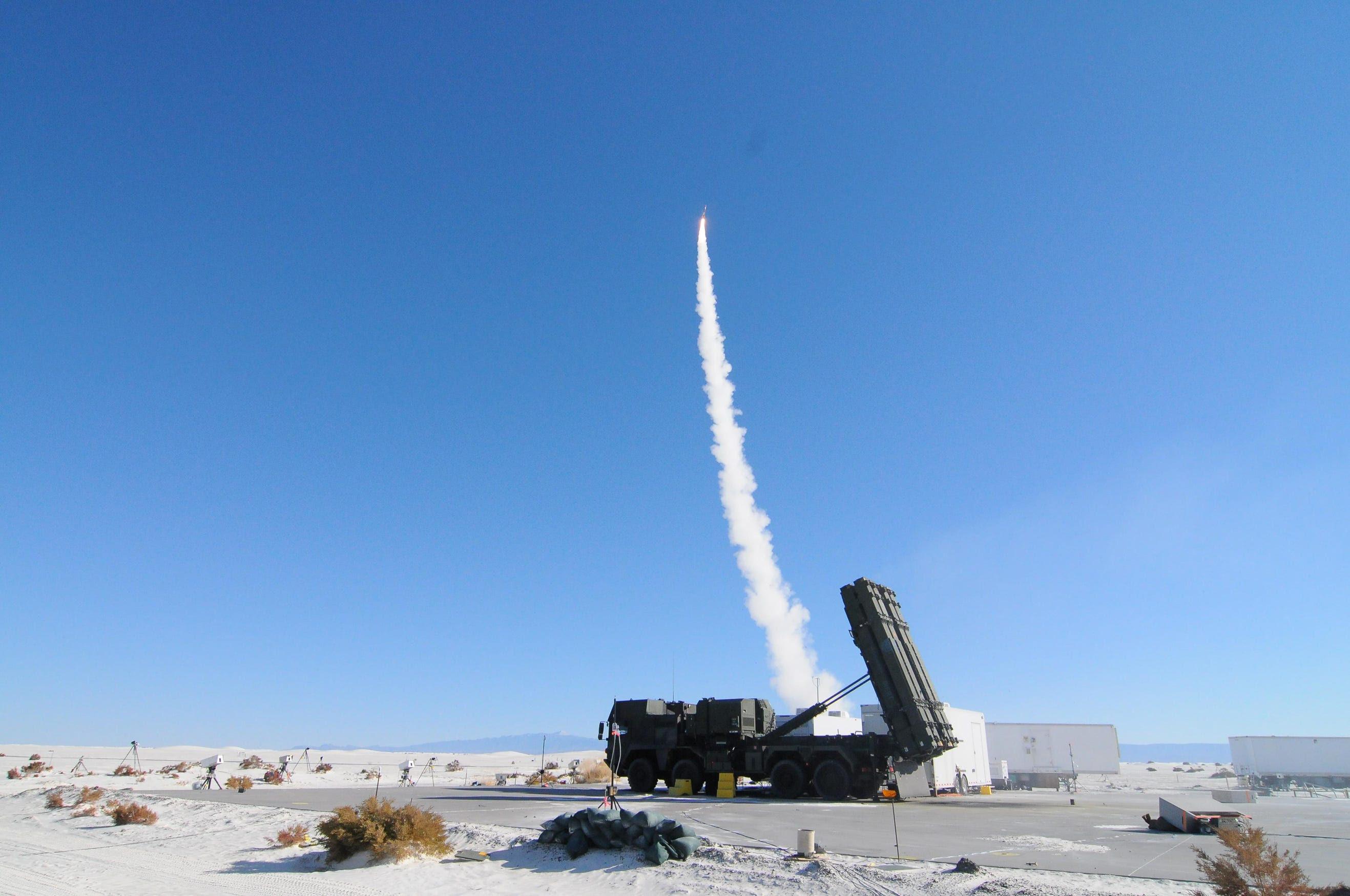 Lockheed Martin MIssile Defense 1