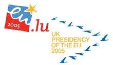 Presidências UE 2005