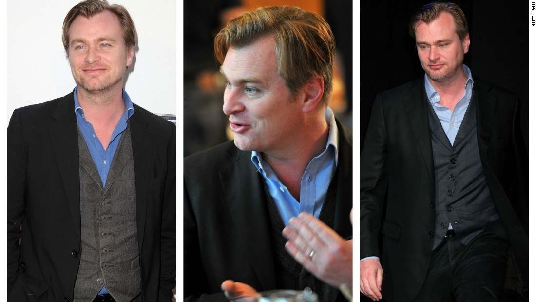 Image result for christopher nolan outfit