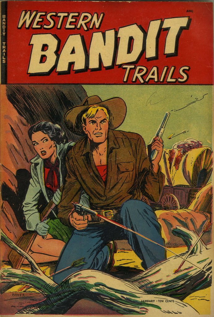 Western Bandit Trails #1