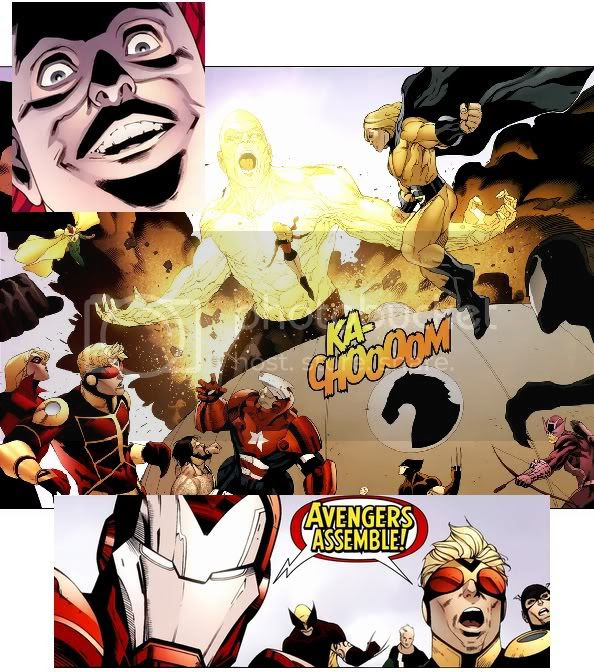 Poderosos Vingadores
