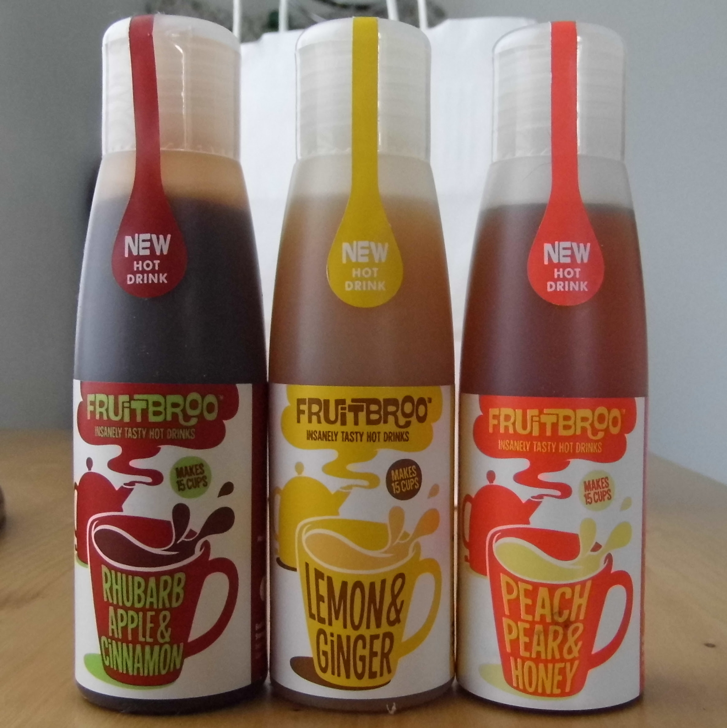Fruitbroo Flavours