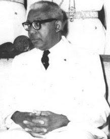 Haitian president François Duvalier (Papa Doc)...