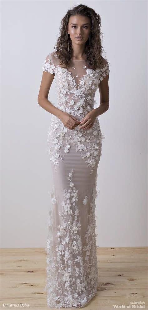 Dimitrius Dalia 2018 Wedding Dresses Diamond Collection