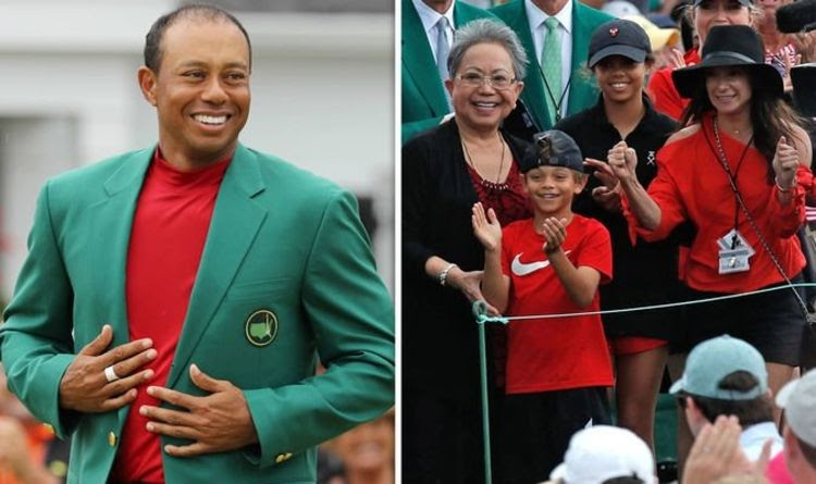 yardflower: Tiger Woods Daughter Today 2019