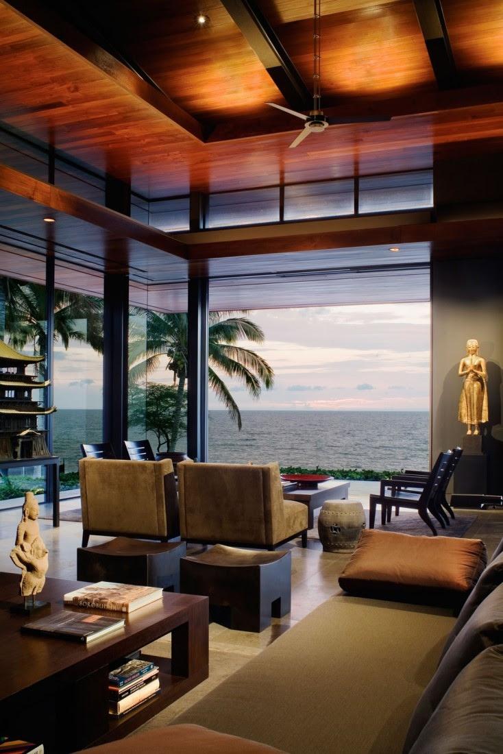 Beautiful Balinese Style House In Hawaii