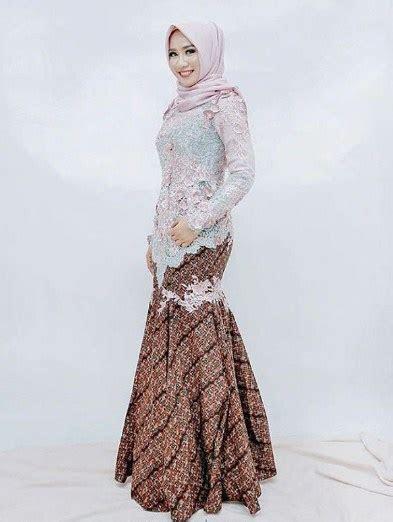 model kebaya modern hijab fashion