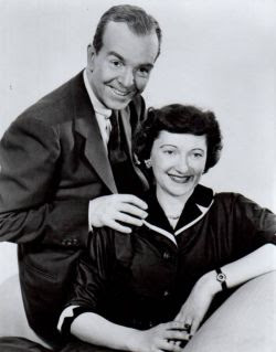 Alan Bunce and Peg Lynch - Ethel and Albert