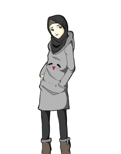 hip hijab drawing  work  arts pinterest drawings