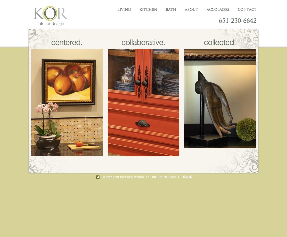 Minneapolis & Saint Paul Web Design & Graphic Design · Soire