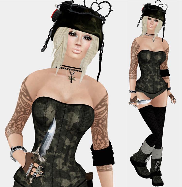 Army Girl 5