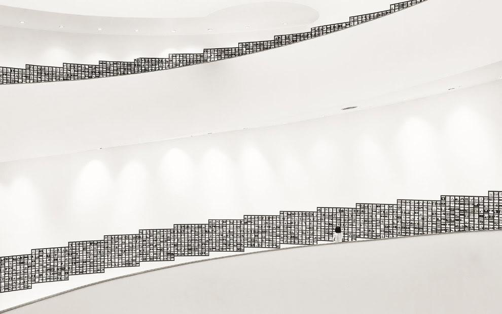 Черно-белое. Бангкокский центр культуры и искусства