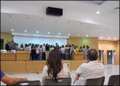Βράβευση των σχολείων από την Αναπληρώτρια Υπουργό κ. Γεννηματά